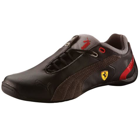 From ferrari trainers and ferrari shoes to tshirts and jackets, our collections have everything you need to dominate the track and the streets. NEW PUMA FERRARI FUTURE CAT M2 BLACK BOYS FORMULA 1 SHOES ...
