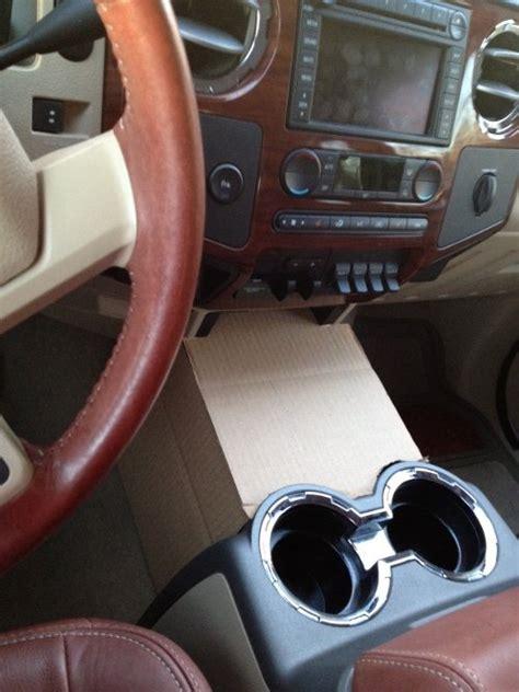 custom center console  kr diesel forum
