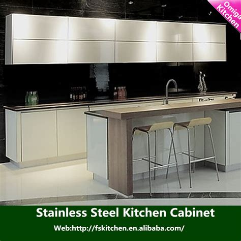 Stainless Steel Wall Cabinets Kitchen by Commercial Stainless Steel Kitchen Cabinet Stainless Steel