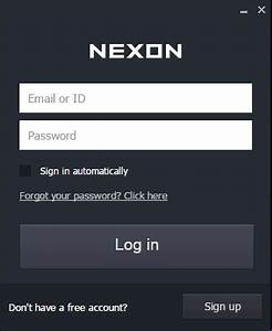Nexon Launcher Import Guide