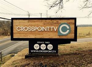 reclaimed wood church sign in franklin tn these With letters for outdoor church signs