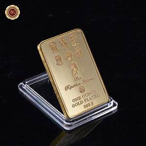 Online Buy Wholesale 9999 gold bar from China 9999 gold