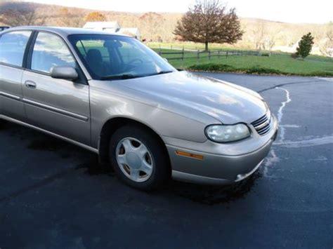 2000 Chevrolet Malibu Ls by Find Used 2000 Chevrolet Malibu Ls Sedan 4 Door 3 1l In