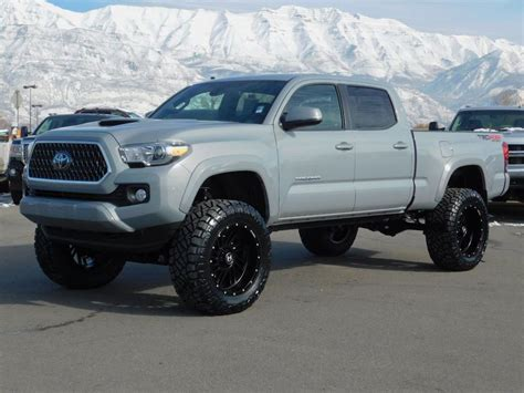 Toyota Tacoma Sport For Sale by For Sale 2018 Toyota Tacoma Trd Sport Lifted Tacoma