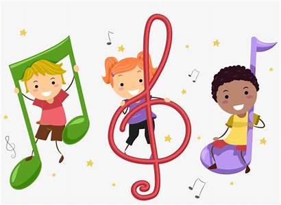 Singing Dancing Clipart Children Transparent Nicepng