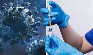 Coronavirus Vaccine Update  Side Effects Described By Man Trialling Drug