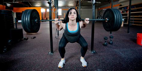 Why CrossFitting During Pregnancy Is Selfish | HuffPost