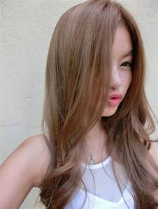 Long Wigs Archives Korean Fashion Of Korean Dark Brown