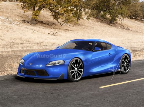 accessories for cars toyota supra reportedly debuting this october autoguide