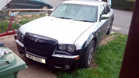 Bentley Grill Chrysler 300 by Chrysler 300c Bentley Grill In Bursledon