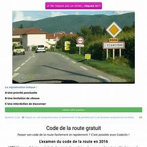Code De La Route Question : code de la route test gratuit les questions pi ges de l 39 examen pearltrees ~ Medecine-chirurgie-esthetiques.com Avis de Voitures