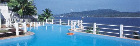 port blair fortune resort bay island hotel  star luxury