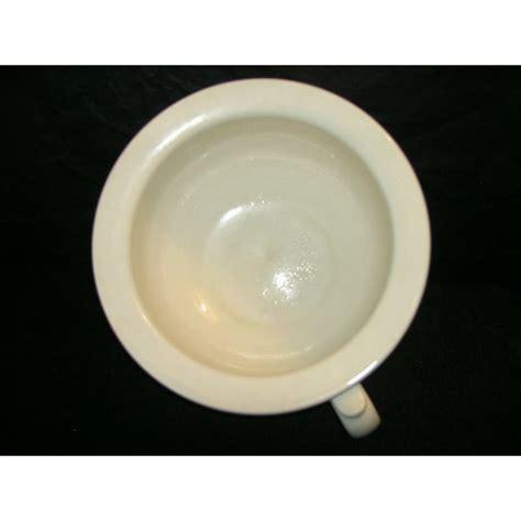 pot de chambre de la pot de chambre en faïence digoin sarreguemines brocante