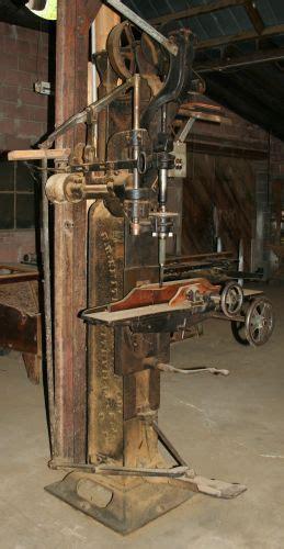 photo index   smith machine  chisel mortiser