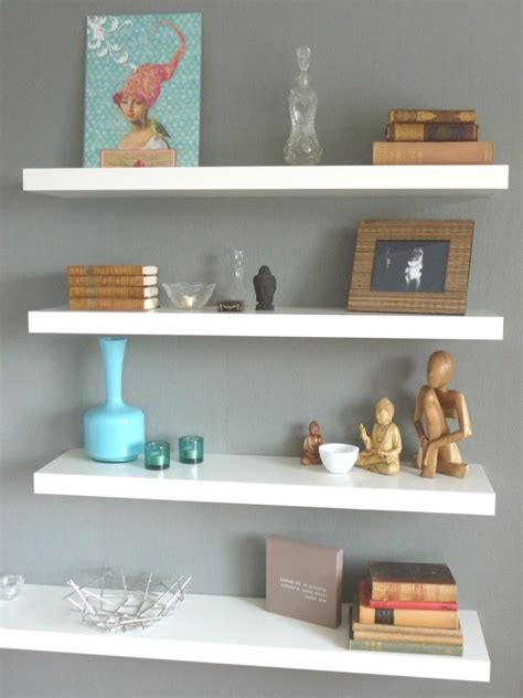 Choosing Unique Wall Shelves For Your Room  Best Decor Things