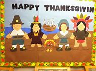 Best 25+ ideas about Thanksgiving Bulletin Boards | Find what you\'ll ...