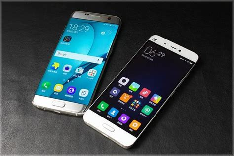which phone is better samsung galaxy s7 vs xiaomi mi5 which phone is better