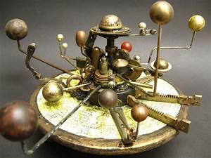 Orrery | Orreries, Astrolabes and special Clockworks, Hour ...