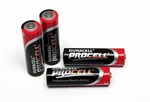 Batterie 1 5v Aa : 1 5v aa duracell procell alkaline battery tests ~ Markanthonyermac.com Haus und Dekorationen