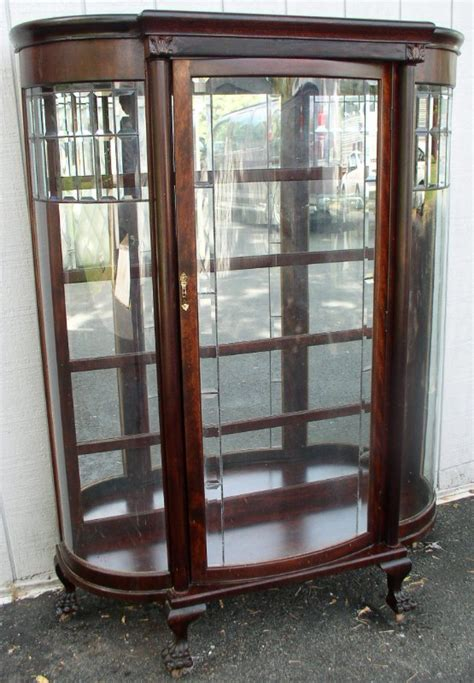 curved glass curio cabinet replacement curio cabinet curved or bent glass replacement cabinets