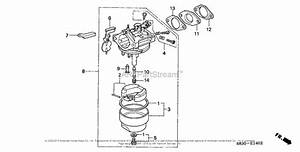 Honda Engines G200 Va5 Engine  Jpn  Vin  G200