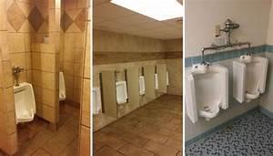 the private lives of public bathrooms the atlantic With men public bathroom