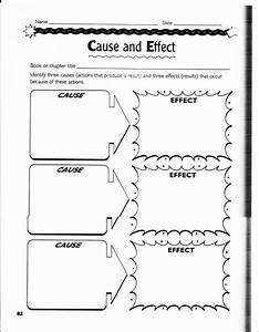 9 Cause And Effect Chart Template - Sampletemplatess