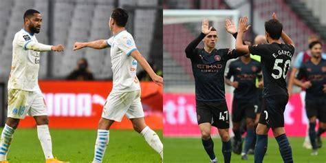 Champions League | Olympique de Marsella vs Manchester ...