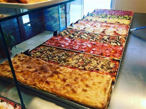 Arredamenti Pizzerie Al Taglio 16 Pizze Al Taglio Ottime Fuori Da Roma Agrodolce