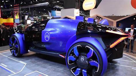Citroën 19_19 Concept At The VivaTech In Paris: Videos