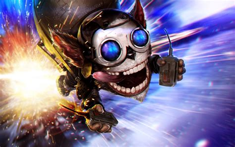 Anime League Of Legends Wallpaper - wallpaper anime league of legends machine ziggs
