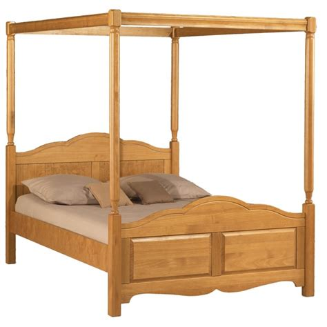 lit baldaquin bambou pas cher maison design hosnya