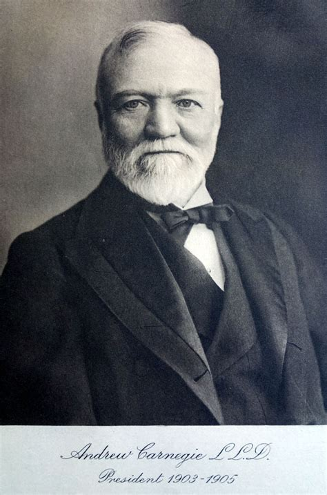 andrew carnegie graces guide