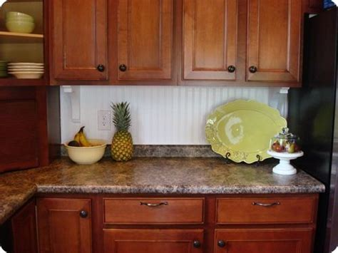b board kitchen cabinets oak kitchen cabinets with beadboard backsplash beadboard 4216