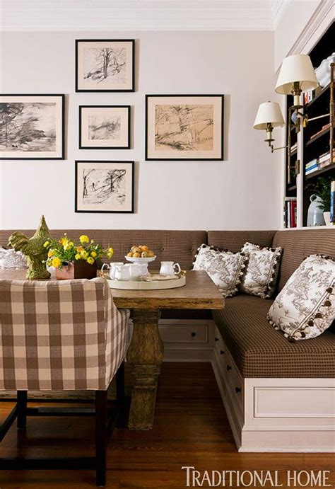 10 Steps To Fab Kitchen by 10 Steps To A Fab Kitchen Banquette Seating Corner