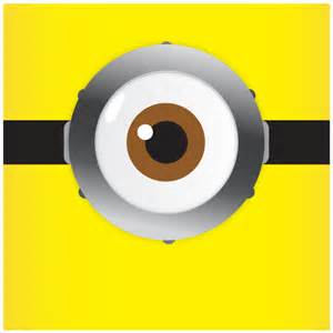 Minion Eyes Clip Art
