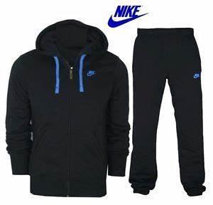 Nike Trainingsanzug Jacke Jogginganzug Tracksuit Glanz