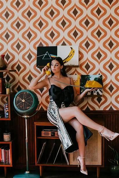 Kira Kosarin Magazine Photoshoot Legs Krissy Saleh