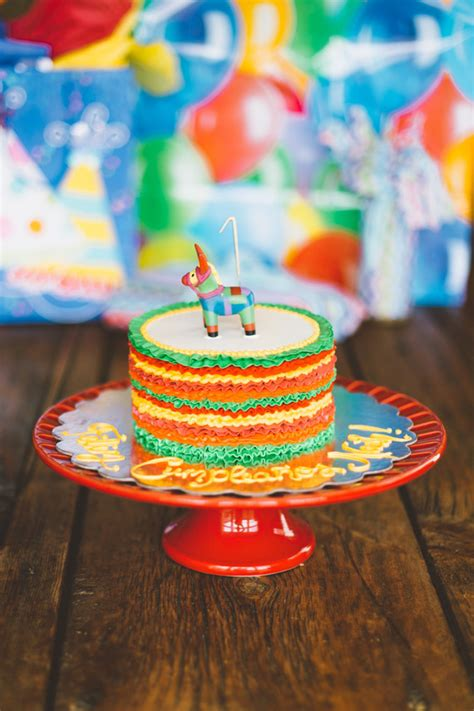 mexican theme  birthday cake wedding party ideas