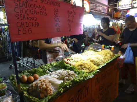 cuisine de rue cuisine de rue thailande chouette voyage