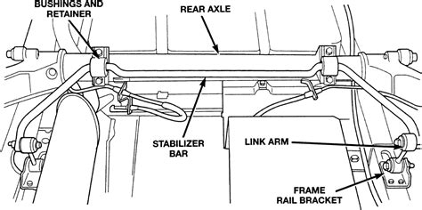 05 Caravan Sway Bar Diagram by Repair Guides