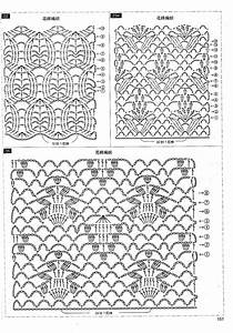 Very Beautiful Stitches That Can Be Use For Shawls
