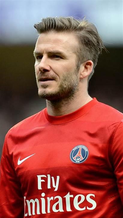 Beckham David Wallpapers Soccer Mobile Player Desktop