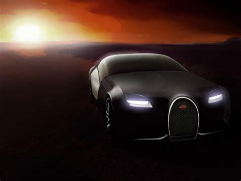 Bugatti Altess Concept By Amadou Ndiaye Pulls Double Duty