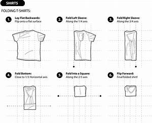 Learn By Diagram  Learn To Fold Clothing