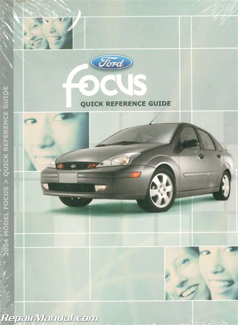 best auto repair manual 2004 ford focus engine control 2004 ford focus owners manual