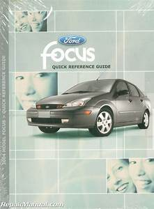 2004 Ford Focus Owners Manual