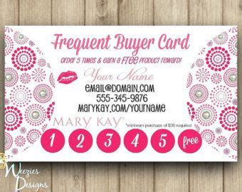 frequent buyer card template stripes marketing and loyalty cards on