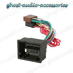 Chevrolet Aveo Wiring Harnes Connector by Chevrolet Cruze 09 Iso Radio Stereo Harness Adapter