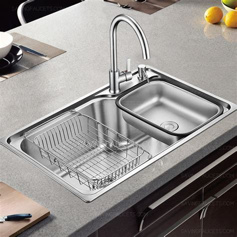 Single Bowl Kitchen Sink And Faucet Stainless Steel, $29899